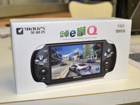 Yinlips YDPG18 - копия PlayStation Vita