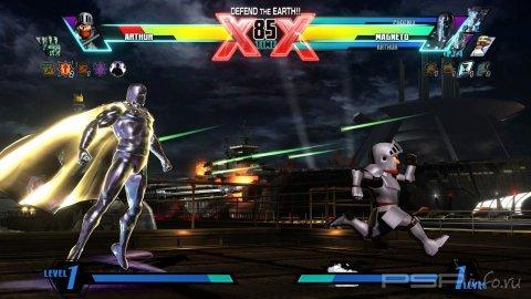 Ultimate Marvel VS. Capcom 3 - новые скриншоты