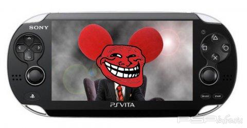 Потерянная PlayStation Vita