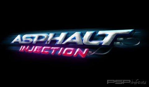 Asphalt Injection: геймплейный ролик от разработчиков игры