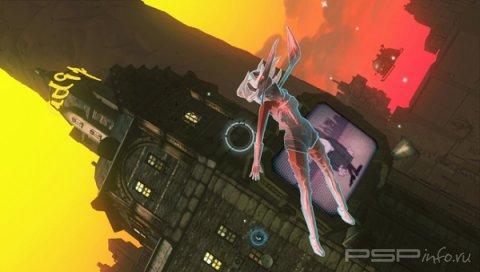 Gravity Rush: официальный трейлер от Sony