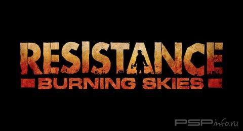 Resistance: Burning Skies - 5-ти минутный геймплейный ролик