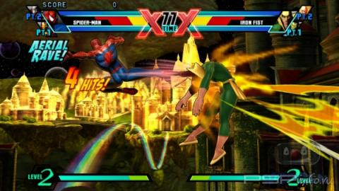 Ultimate Marvel vs. Capcom 3: новые скриншоты