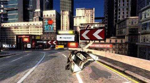 Wipeout 2048: геймплейный ролик от разработчиков игры