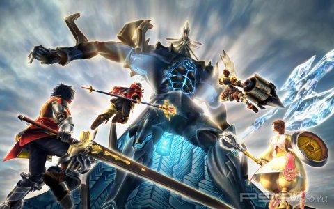 Ragnarok Odyssey - видео и детали геймплея