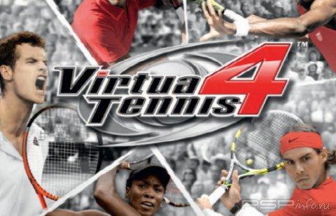 Virtua Tennis 4: геймплейный ролик от разработчиков игры
