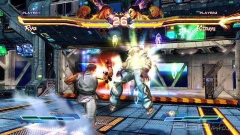 Street Fighter X Tekken - новая информация