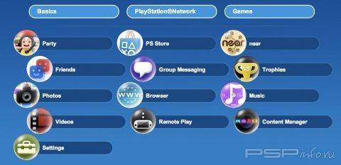 Новая прошивка для PS Vita и онлайн инструкция по эксплуатации