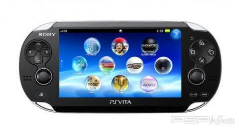 PS Vita - новый видеоролик