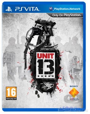 Unit 13: бокс-арт и новая информация о дате релиза