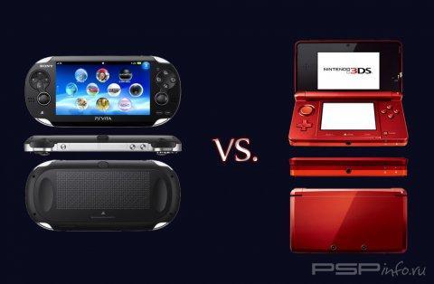 Resident Evil: Revelations VS Uncharted: Golden Abyss - 3DS VS Vita