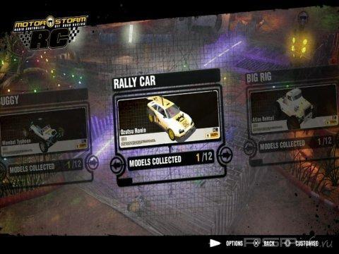 Motorstorm RC: новые скриншоты