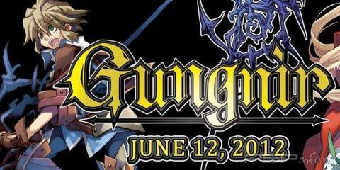 Gungnir: дата выхода и опенинг игры