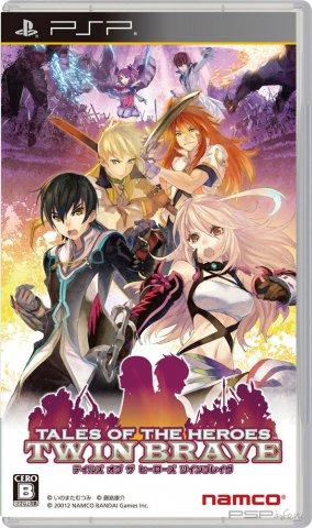 Tales of the Heroes Twin Brave - новые скриншоты