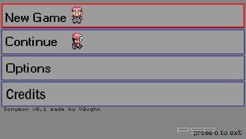 Sonymon v0.1 [HomeBrew]