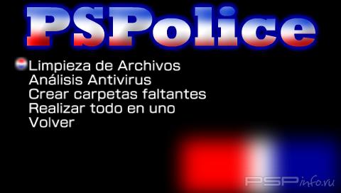 PSPolice v1.0 [Homebrew]