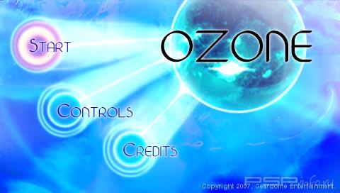 Ozone [HomeBrew]
