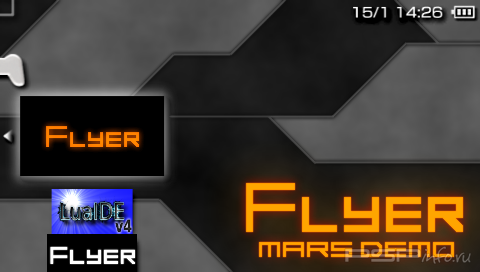 Flyer v9 [HomeBrew][Beta]