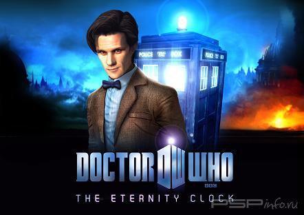 Doctor Who: The Eternity Clock - новая информация и первый трейлер