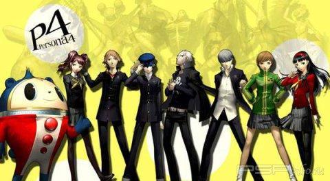 Persona 4: The Golden - новый 15-ти секундный ролик