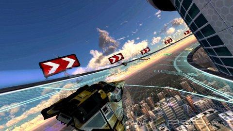WipEout: виртуальное становится реальностью
