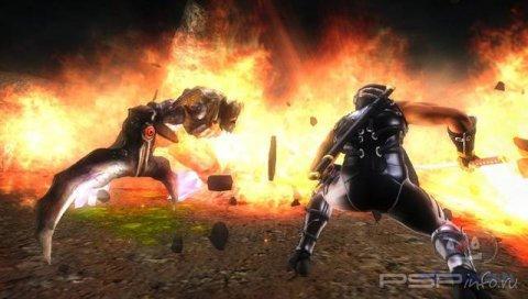 Ninja Gaiden Sigma Plus - новые скриншоты и арты