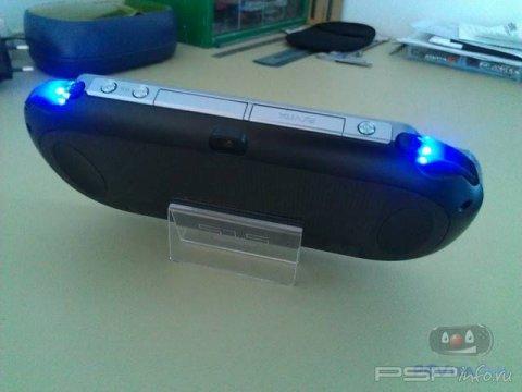 В сети появились фотографии и видео первого моддинга PS Vita