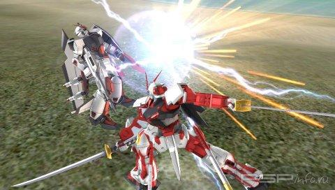 Gundam Seed Battle Destiny в Марте?