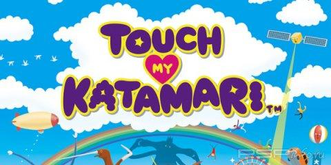 Touch My Katamari - новые скриншоты