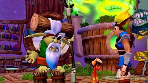 Jak & Daxter Trilogy - новые скриншоты