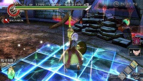 Ragnarok Odyssey - информация о классах и новые скриншоты