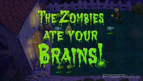 Plants vs Zombies: первые скриншоты