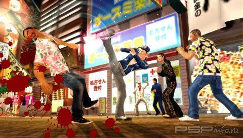 Black Panther Yakuza 2 Ashura Chapter - новые скриншоты