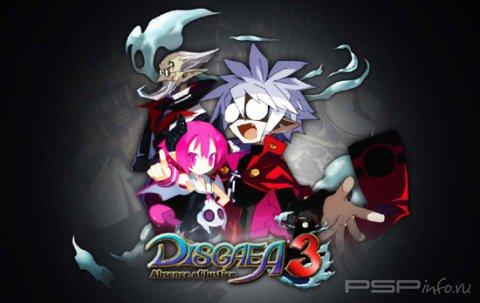 Disgaea 3: Absence of Detention - новый трейлер