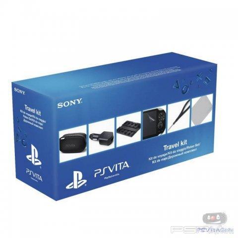 PS Vita: наборы аксессуаров