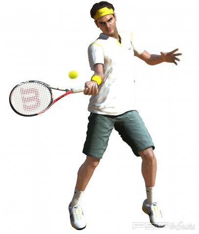Virtua Tennis 4 World Tour Edition - новые изображения