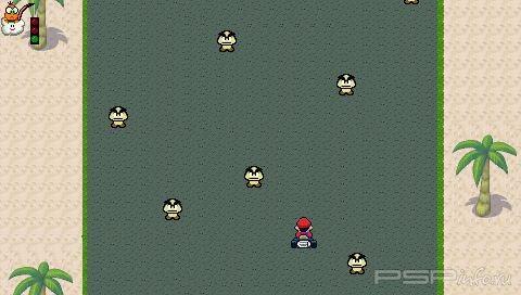Mario Kart PSP 3.3 [HomeBrew]