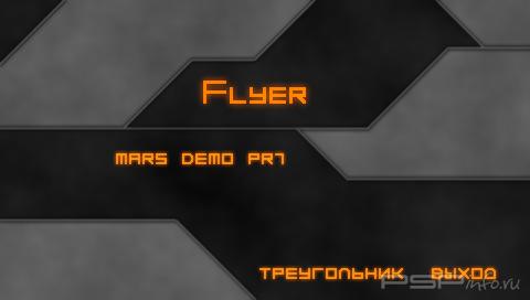 Flyer Mars Demo  PR1 [HomeBrew]