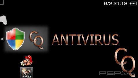 Cuantiq Antivirus 2.0 fix [HomeBrew]