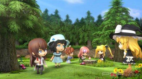 Nendoroid Generation: новые скриншоты