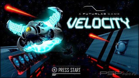 Velocity: трейлер игры