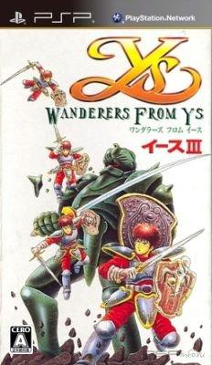 Ys III: Wanderers from Ys [ENG]