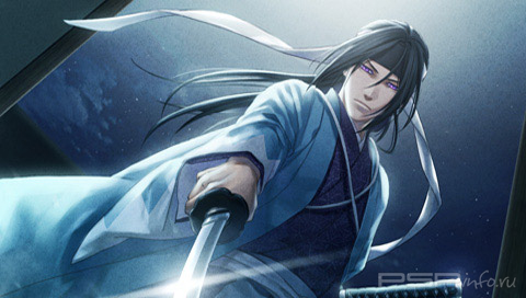 Hakuoki: Demon of the Fleeting Blossom [ENG]