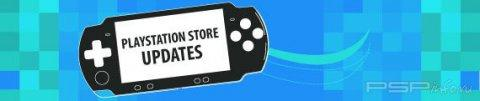 Всемирное обновление PlayStation Store [1 февраля 2012]