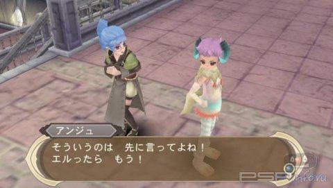Tales of Innocence R: новые герои и новые скриншоты