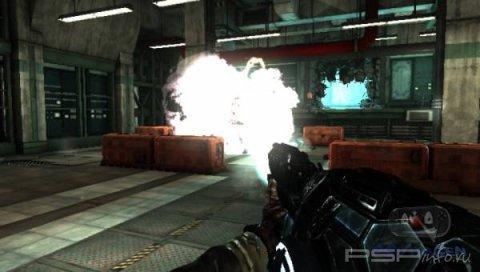 Resistance: Burning Skies - новые скриншоты