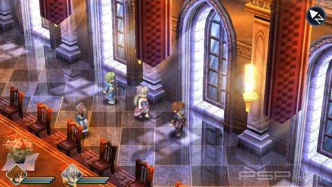 Legend of Heroes Zero no Kiseki Evolution - новые скриншоты