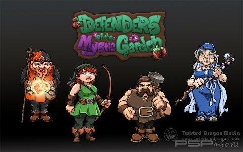Defenders of the Mystic Garden: новые скриншоты