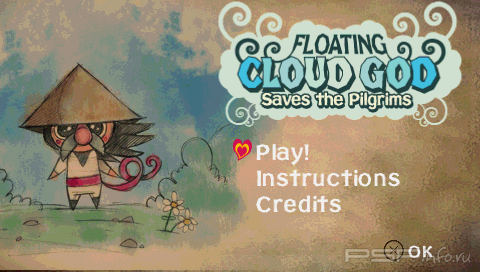 Floating Cloud God Saves The Pilgrims [ENG]