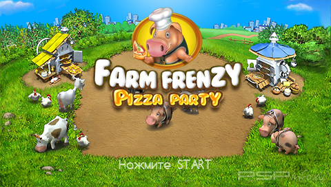 Farm Frenzy: Pizza Party [RUS]